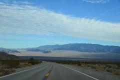 Highway bei Las Vegas